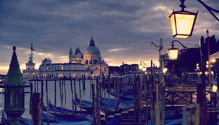 The best time to travel: Venice