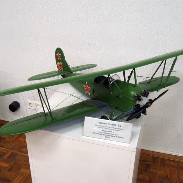 Старинный самолет своими руками