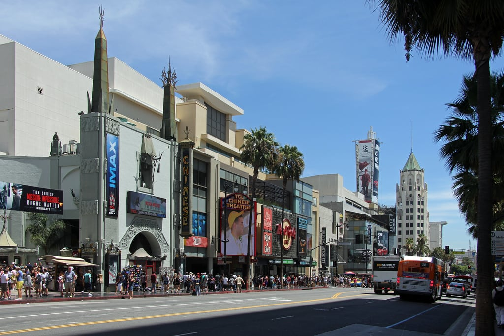 Los Angeles Top Turistattraktioner Og Sightseeing Ruteplan