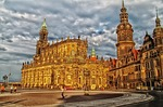 dresden, germany, buildings