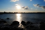 san lorenzo, beach, gijón