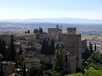 alhambra, spain, andalusia