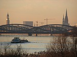 new elbe bridge, hamburg, elbe