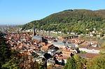 heidelberg, landscape, germany