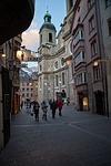 innsbruck, town, austria