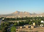 iran, kerman, mountains