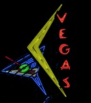 neon, sign, las vegas