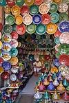 marrakech, morocco, market