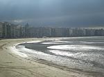 rambla, beach, montevideo