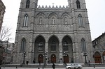 church, notre-dame, montreal