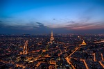paris, city, eiffel