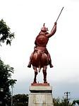 bajirao peshave statue, pune tourism, maharashtra tourism