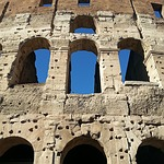 colosseum, building, italy