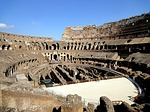 colosseum, rome, monument