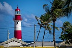 lighthouse, salvador, brazil
