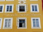 mozart, birthplace, wolfgang