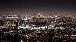 night, city, city at night