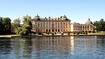 drottningholm palace, residence, royal family