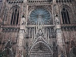 strasbourg, france, cathedral