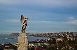 waverley, sydney, statue