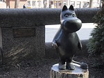 moomin, tampere, finland