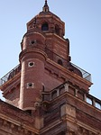 toulouse, tower, brick