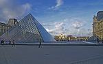 pyramid, the design of the, metal