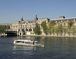 boat, excursion boat, seine