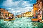 venice, italy, gondola