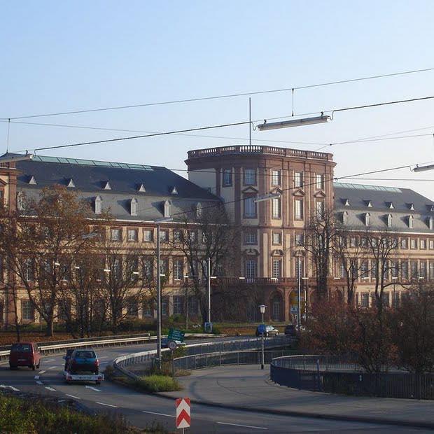 Mannheim Palace