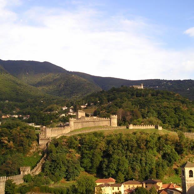 Three Castles of Bellinzona