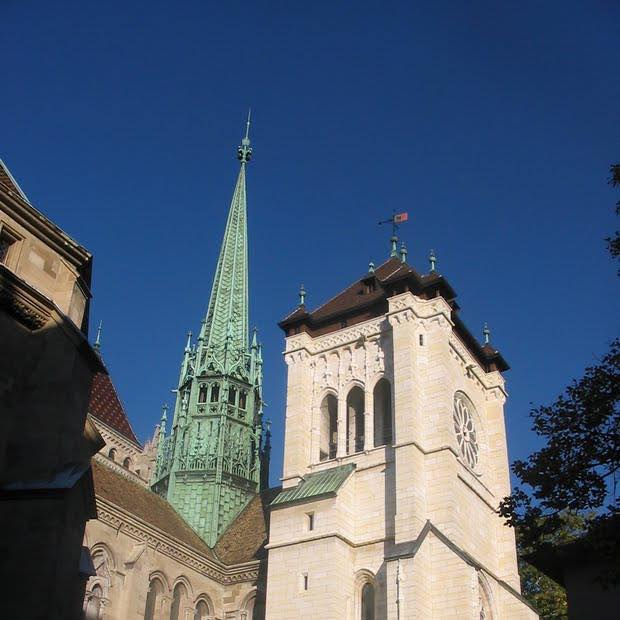 St. Pierre Cathedral