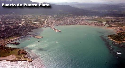 Port of Puerto Plata