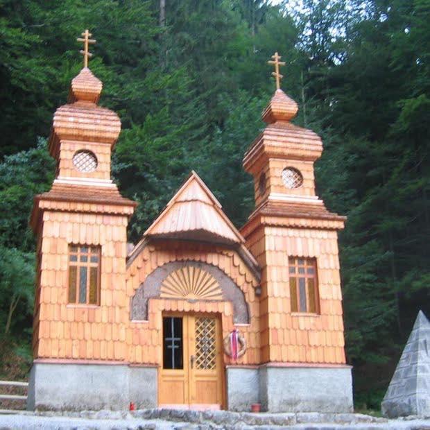 Russian Chapel, Vršič