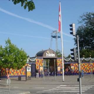 Tivoli Friheden, denmark , aarhus