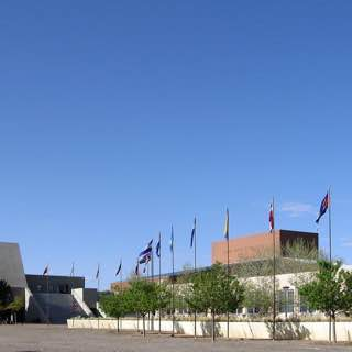 National Hispanic Cultural Center, usa , albuquerque