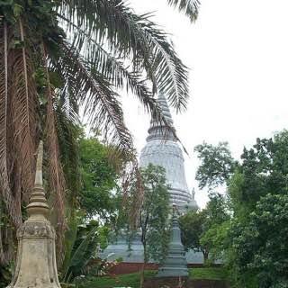 Wat Phnom, cambodia , angkor