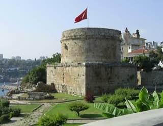Hıdırlık Tower, turkey , antalya