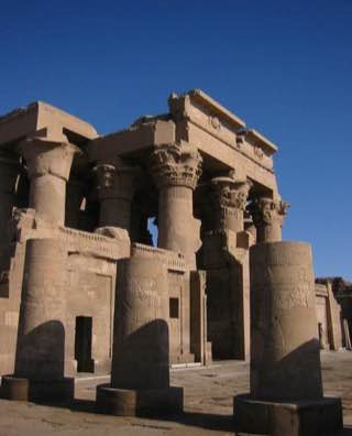 Temple of Kom Ombo, egypt , aswan