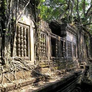 Beng Mealea, cambodia , banteaysrei