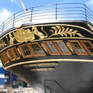 SS Great Britain, uk , bath