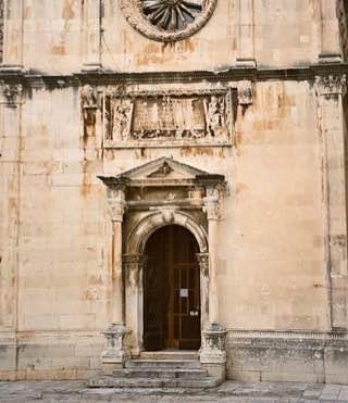 St. Saviour Church, Dubrovnik, montenegro , bayofkotor