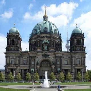 Berlin Cathedral, germany , berlin