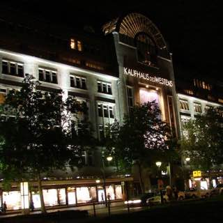 Kaufhaus des Westens, germany , berlin