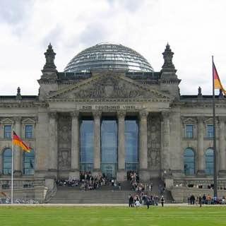 Reichstag building, germany , berlin