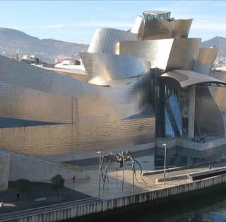 Guggenheim Museum, Bilbao, spain , bilbao