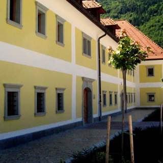 Kasarna, slovenia , bledisland