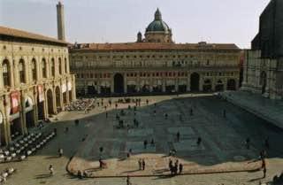 Piazza Maggiore, italy , bologna