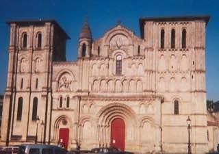 Church of the Holy Cross, Bordeaux, france , bordeaux