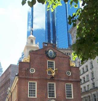 Old State House, usa , boston